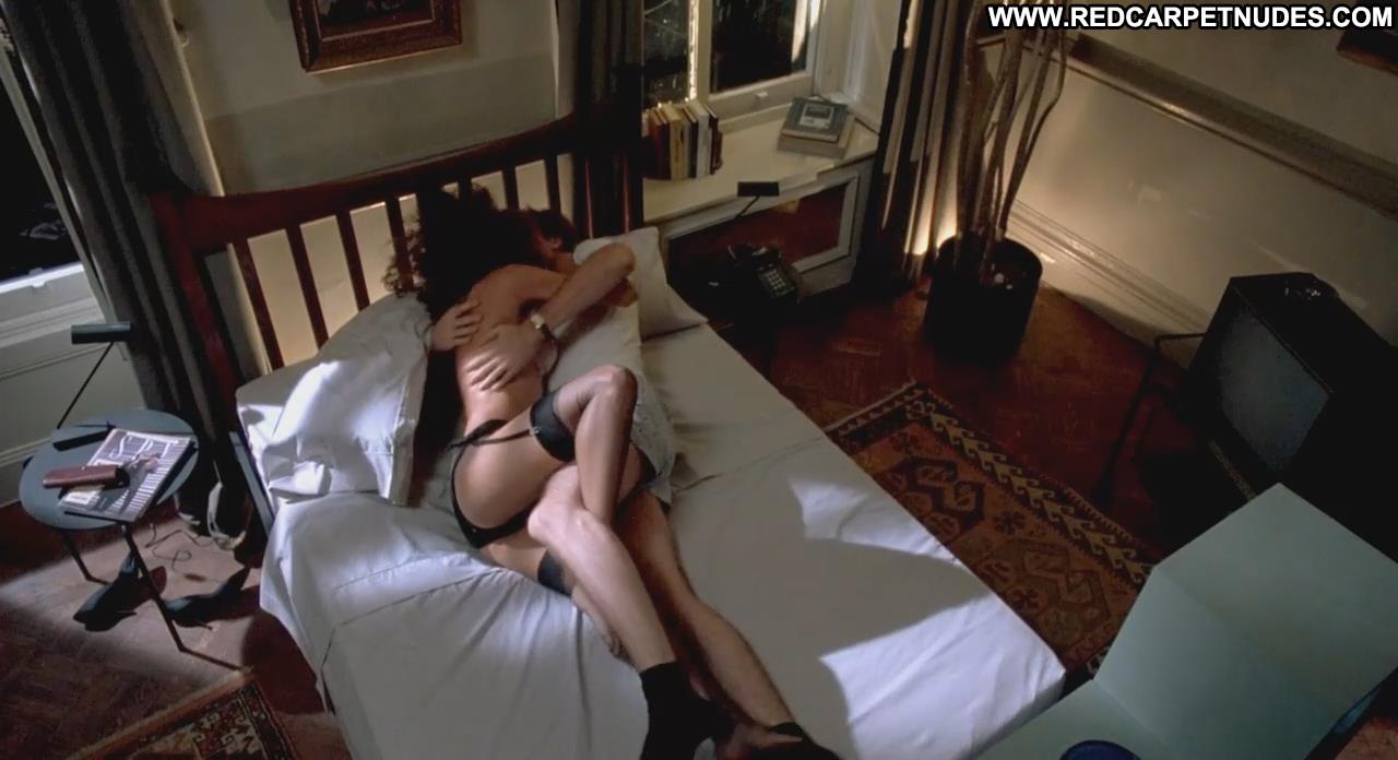Jennifer Beals In Black Panties Gif