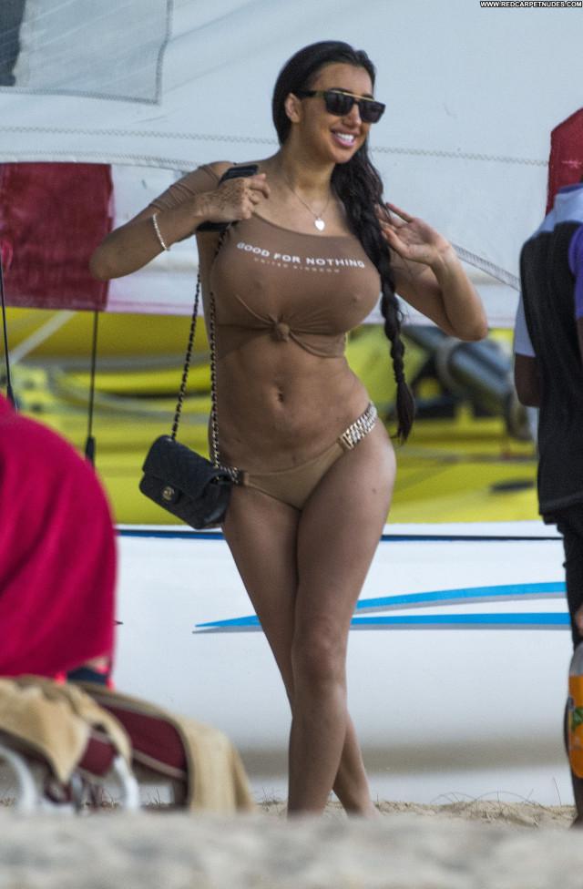 Chloe Khan The Beach  Beautiful Beach Babe Bar American Celebrity Old