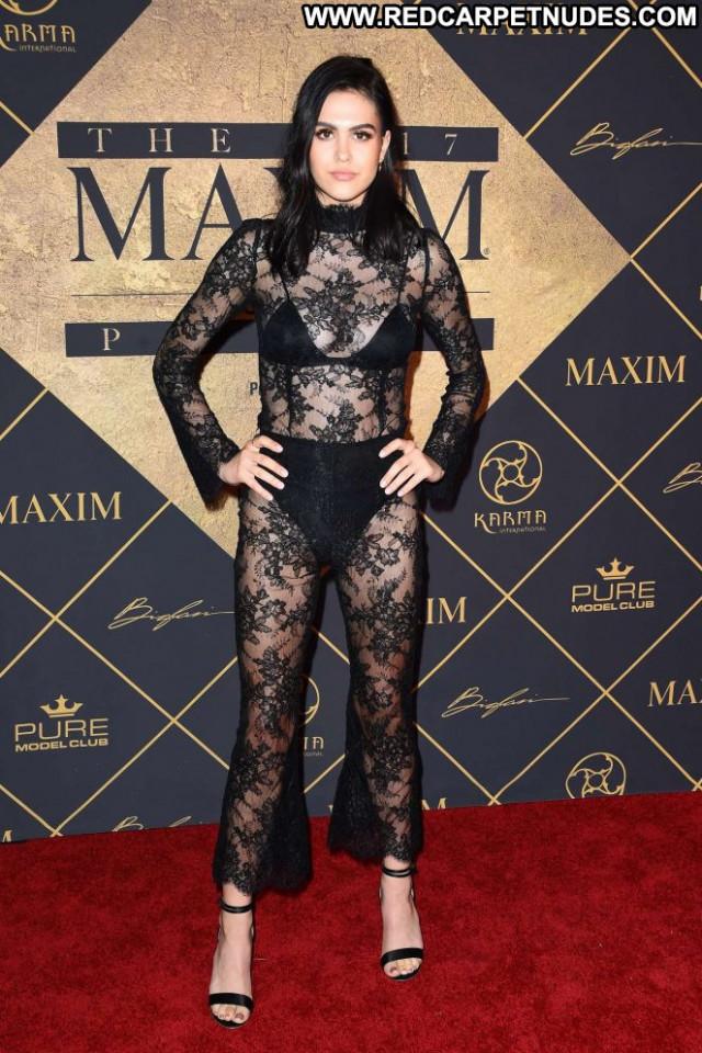 Amelia Hamlin Maxim Hot  Beautiful Hot Paparazzi Celebrity Babe
