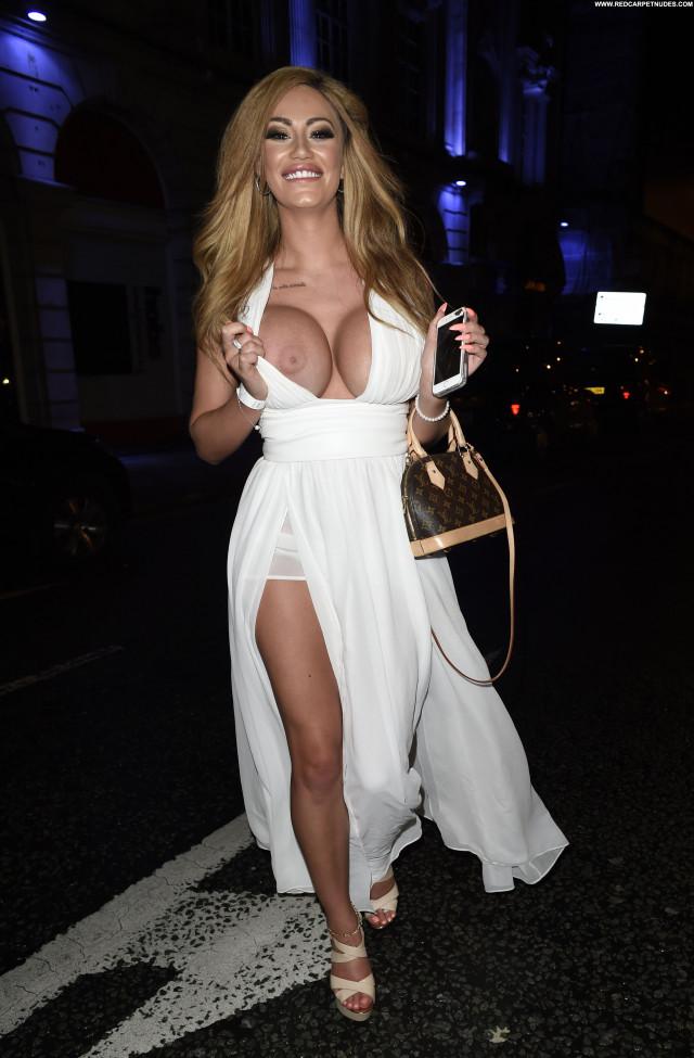 Sophie Dalzell No Source Model Bra British Big Boobs Big Tits Boobs