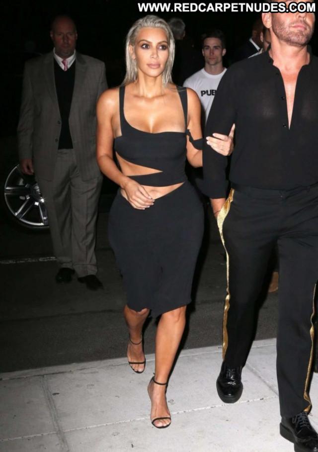 Kim Kardashian New York Beautiful Posing Hot Celebrity Babe New York