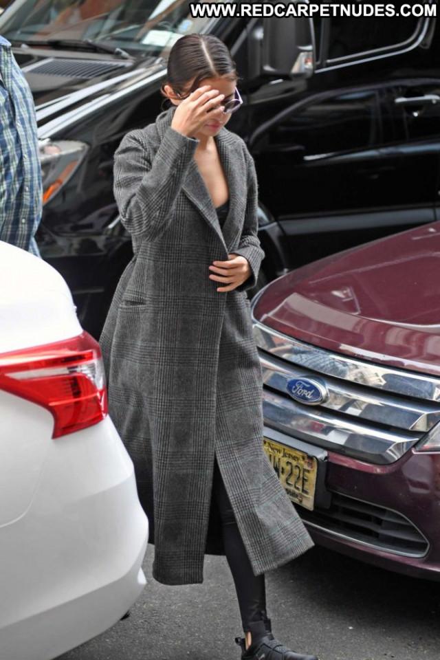 Selena Gomez No Source Celebrity Paparazzi Posing Hot Babe Nyc