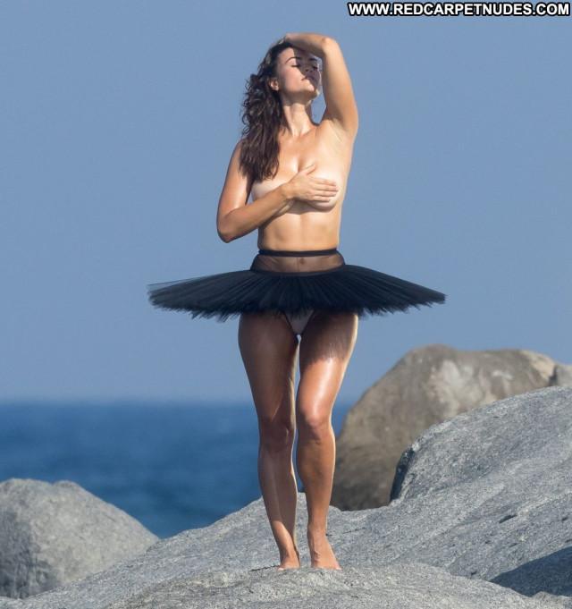 Bakhar Nabieva Sports Illustrated Swimsuit River Babe Topless Sports