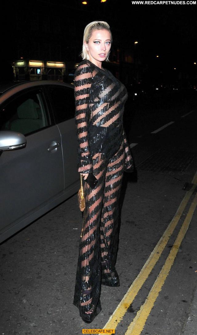 Caroline Vreeland No Source See Through Celebrity London Beautiful