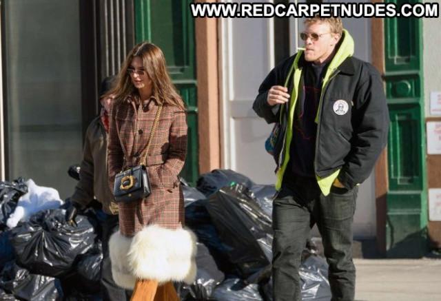 Emily Ratajkowski No Source Paparazzi Babe Nyc Celebrity Beautiful