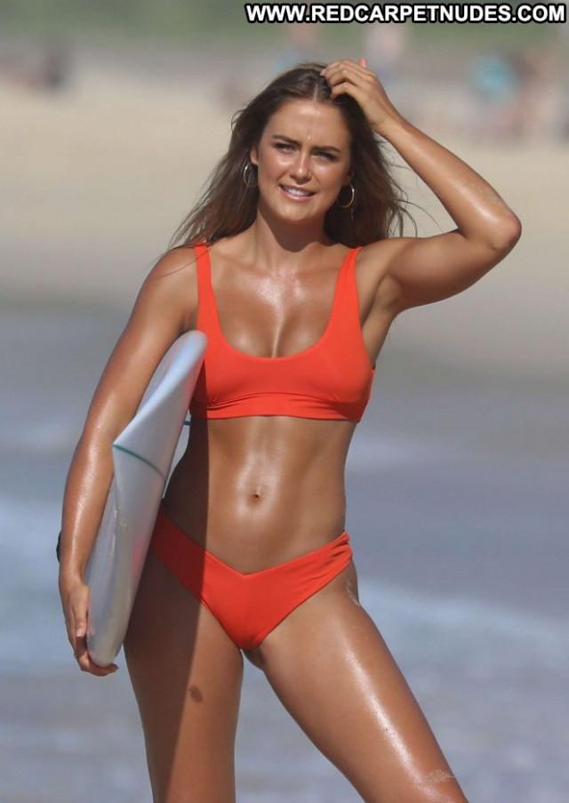 Steph Claire Smith No Source Posing Hot Paparazzi Photoshoot Bikini