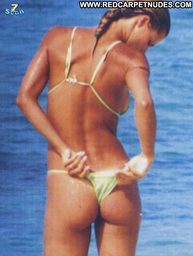 Michelle Hunziker The Professional Toples Posing Hot Gay Actress