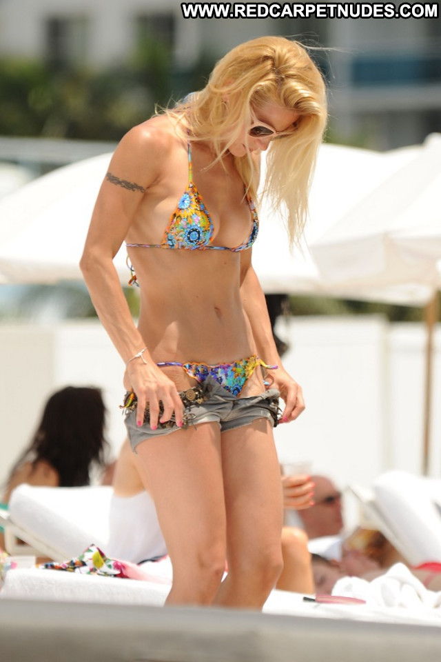 Michelle Hunziker The Professional Pain Posing Hot Artistic Fat