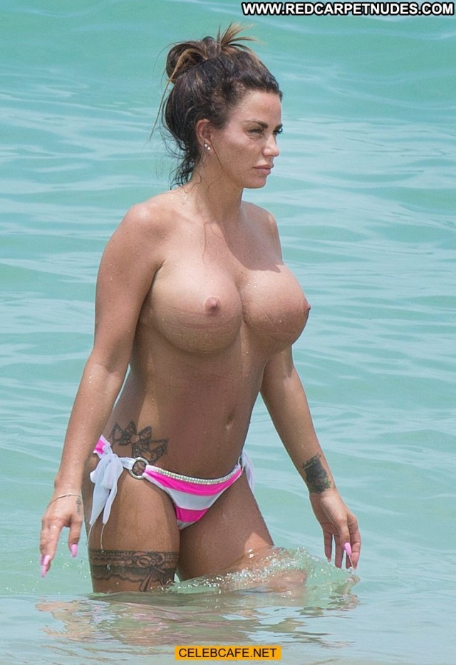 Katie Price No Source Babe Topless Beautiful Toples Posing Hot