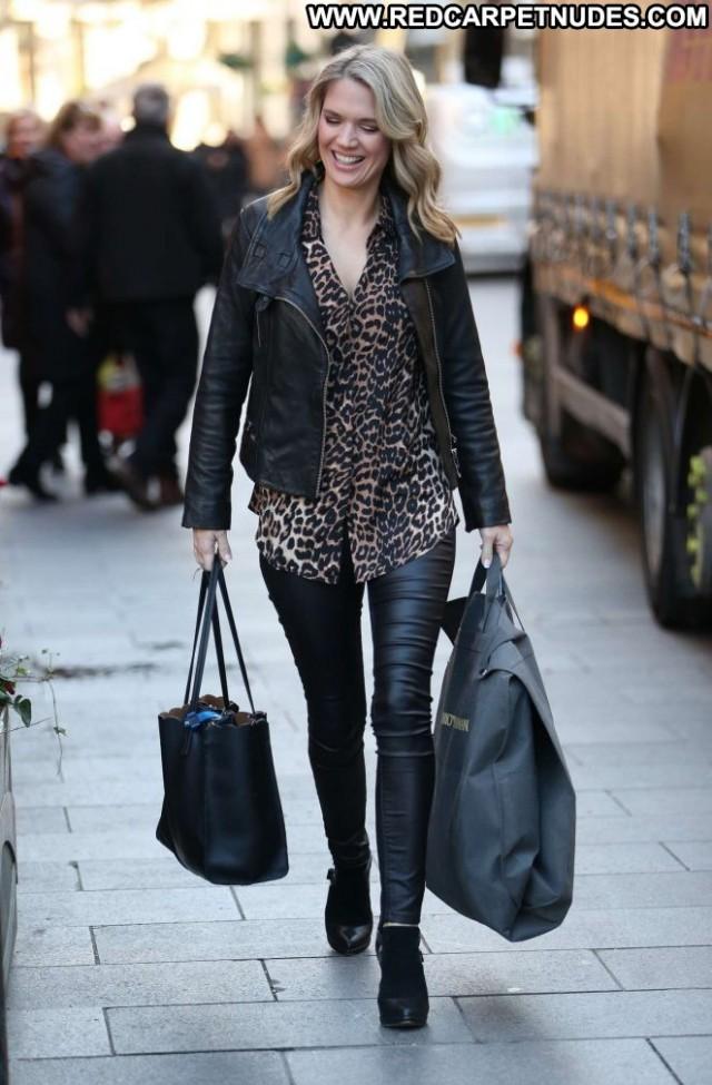 Charlotte Hawkins No Source  London Celebrity Paparazzi Posing Hot