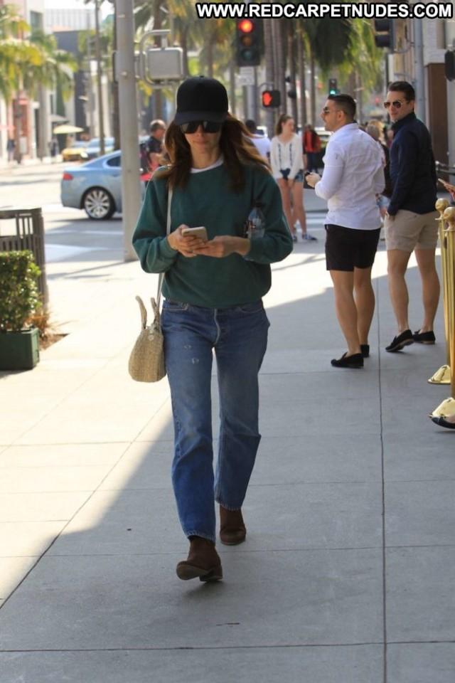 Abigail Spencer Beverly Hills Posing Hot Shopping Beautiful Babe