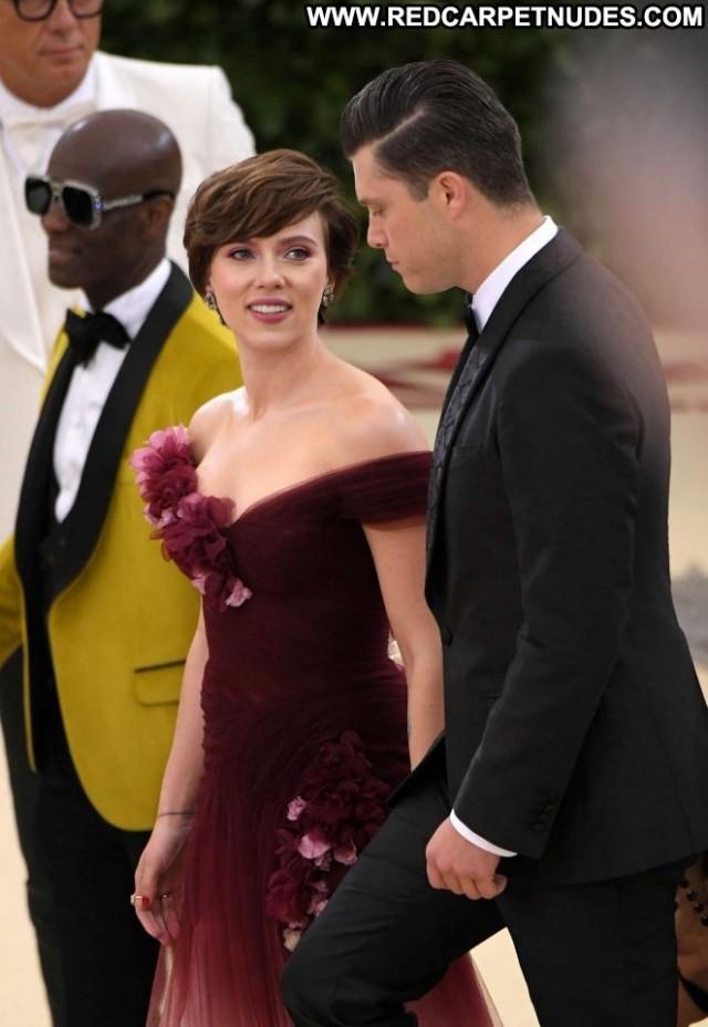 Scarlett Johansson No Source Beautiful Nyc Paparazzi Posing Hot Babe