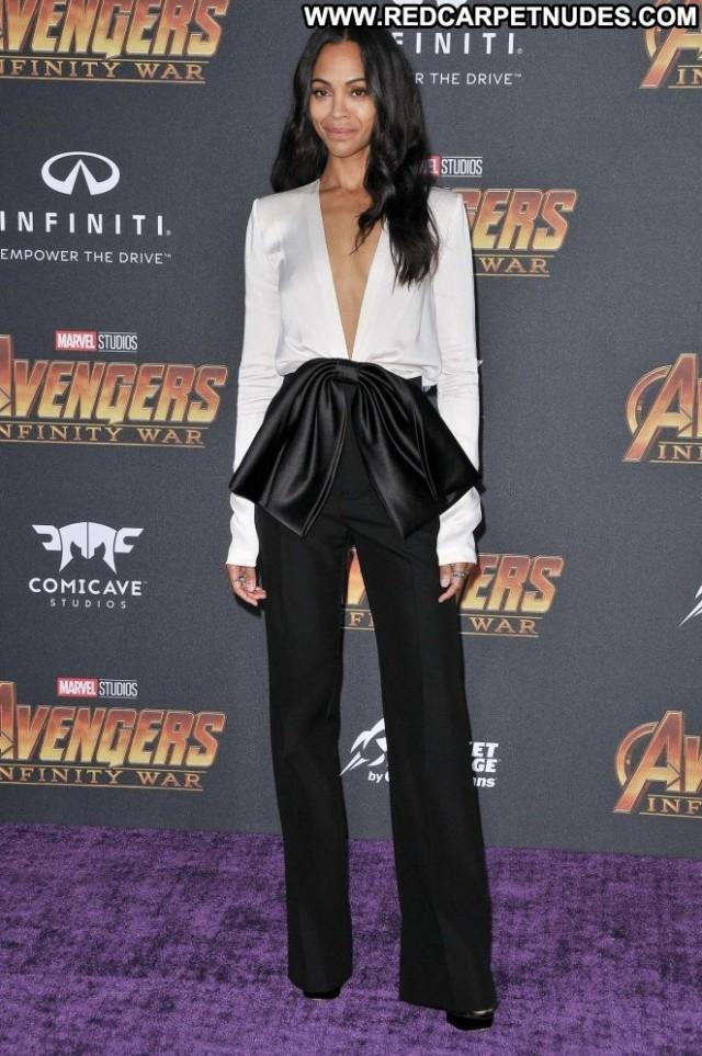 Zoe Saldana Los Angeles Paparazzi Los Angeles Babe Posing Hot Angel