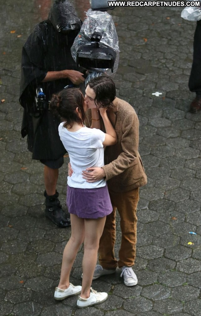 Selena Gomez New York Romantic New York Park Sex Sexy Singer