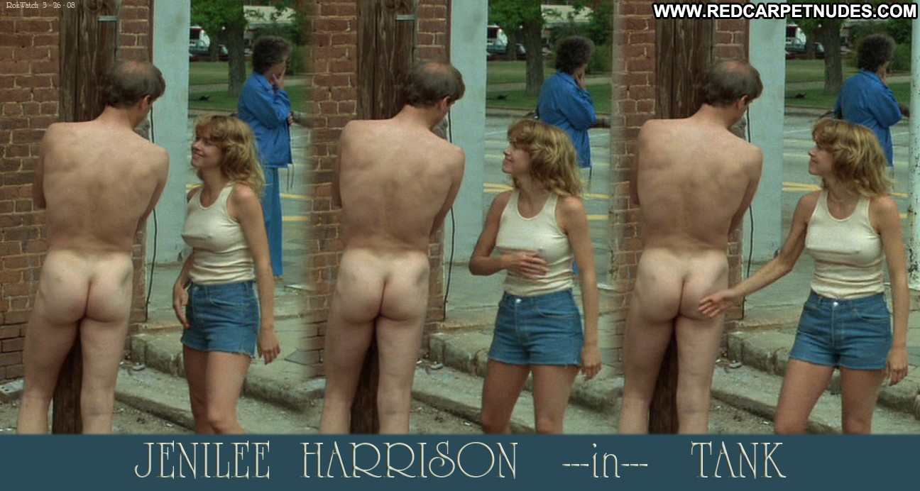 Interesting jenilee harrison tits consider, that