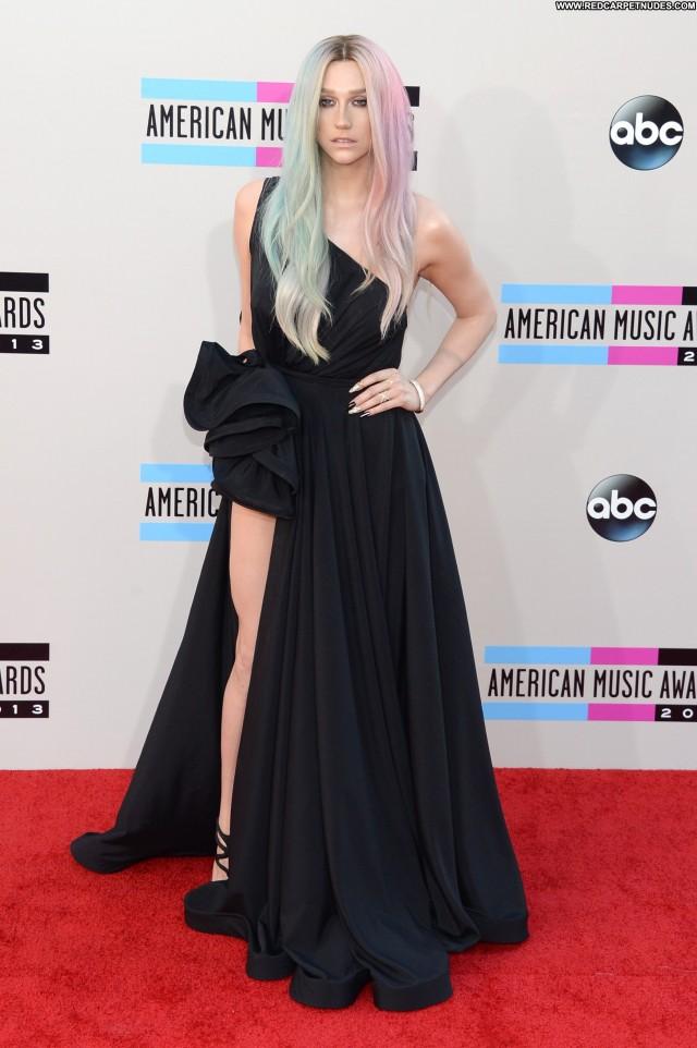 Kesha American Music Awards Beautiful Babe High Resolution American