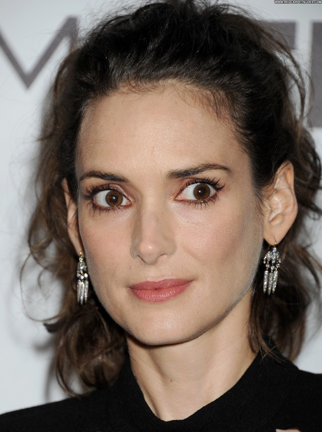 Winona Ryder Las Vegas Babe Celebrity Beautiful High Resolution