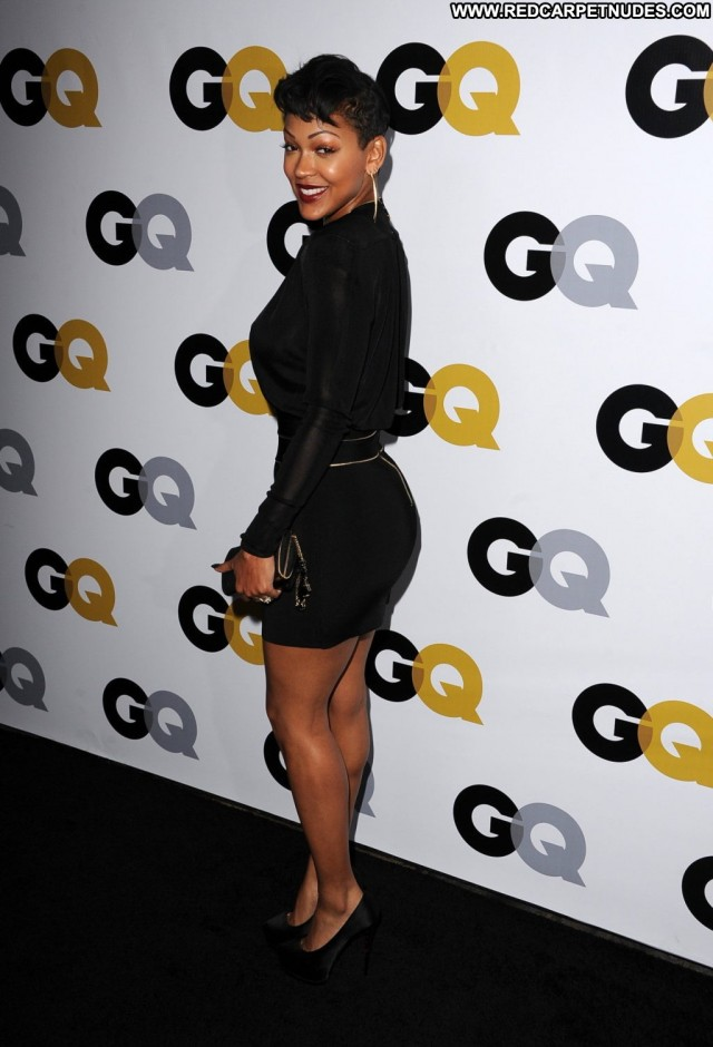 Meagan Good Gq Men Of The Year Party Beautiful High Resolution