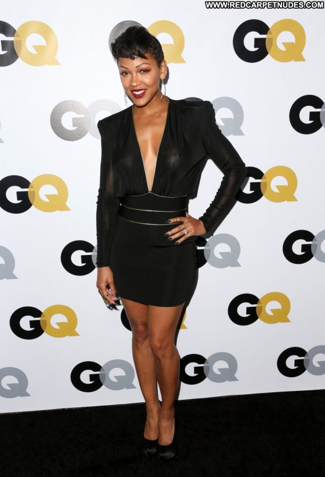 Meagan Good Gq Men Of The Year Party  High Resolution Celebrity