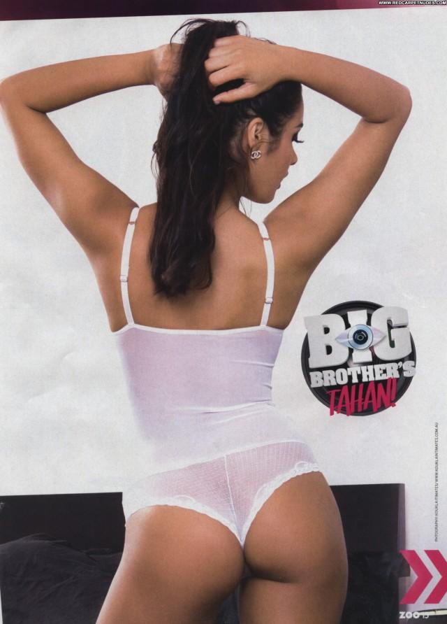 Tahan Lew Fatt Zoo Magazine Beautiful Celebrity Posing Hot Australian