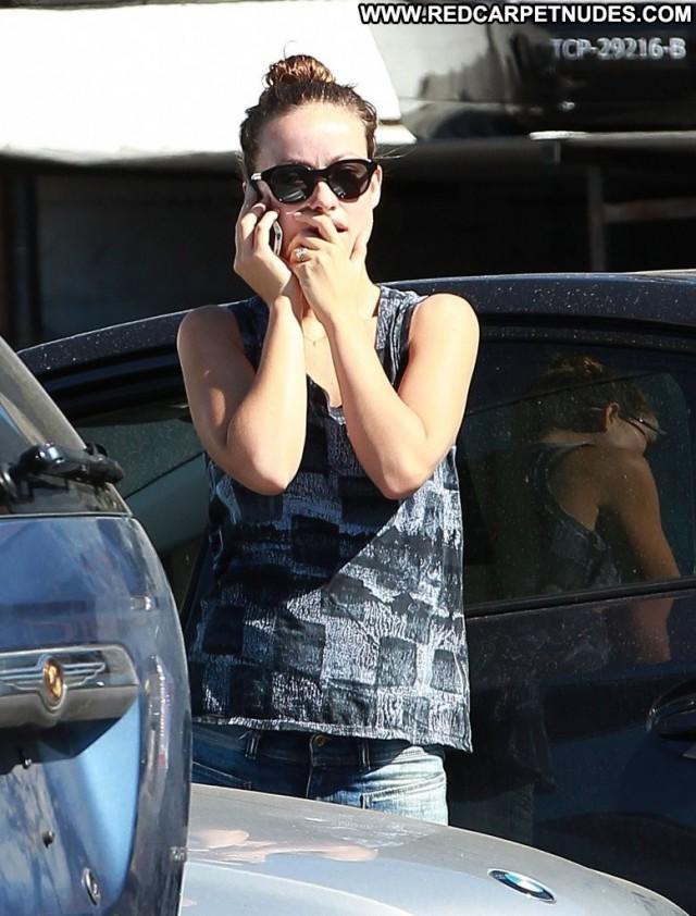 Olivia Wilde Los Angeles Babe Posing Hot Celebrity Beautiful High