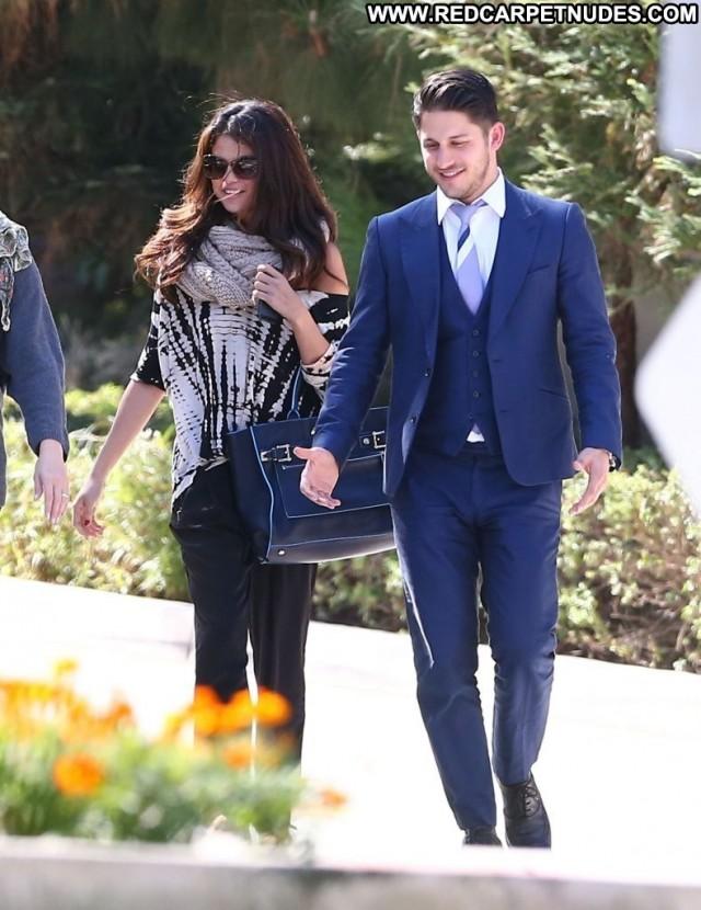 Selena Gomez No Source Candids Babe Beautiful Posing Hot High