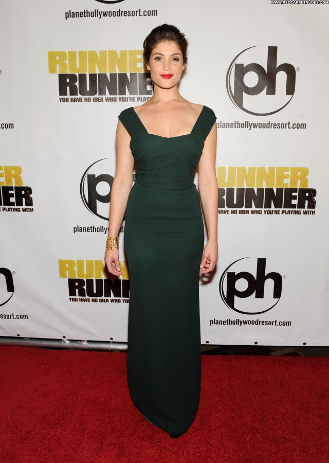 Gemma Arterton Runner Runner Celebrity Beautiful Babe High Resolution