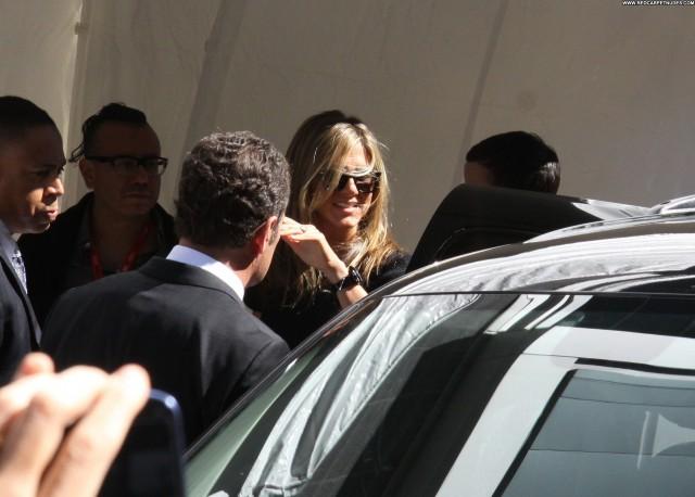 Jennifer Aniston Los Angeles Posing Hot Celebrity Los Angeles High