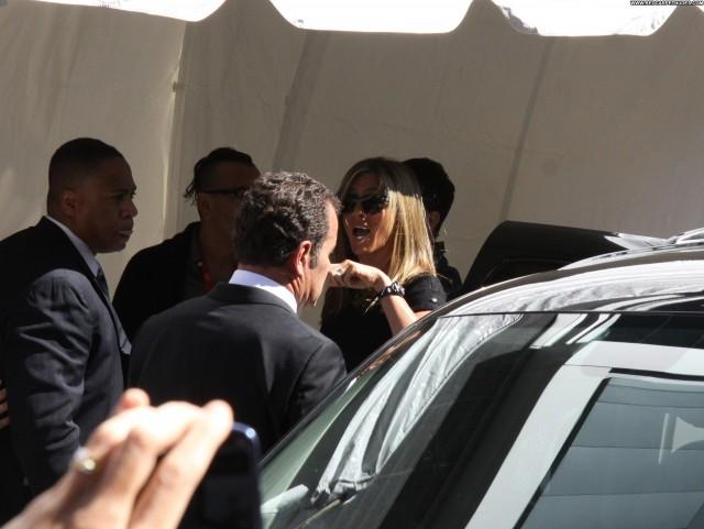 Jennifer Aniston Los Angeles Babe Beautiful Posing Hot Celebrity Los