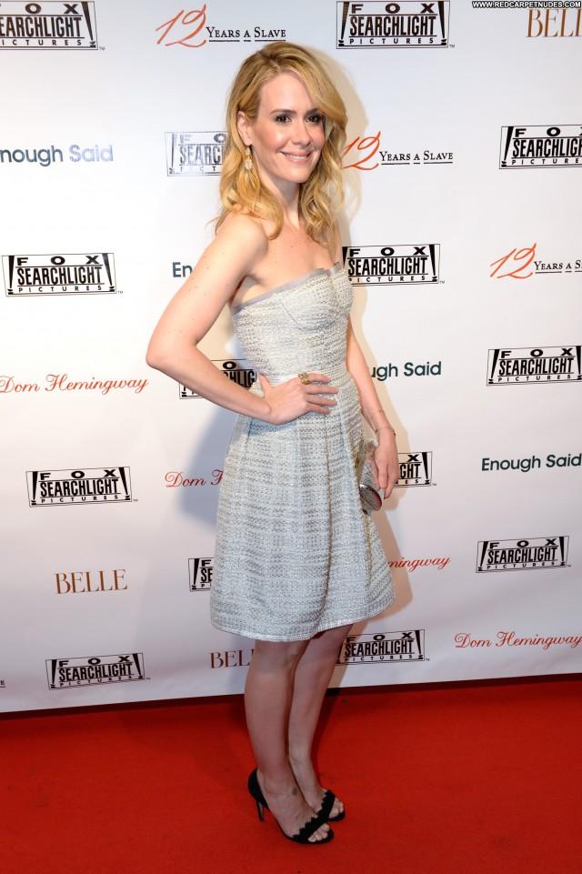 Sarah Paulson Toronto International Film Festival Celebrity Beautiful