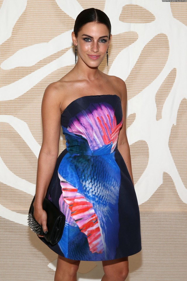 Jessica Lowndes Fashion Show Celebrity Posing Hot Fashion High