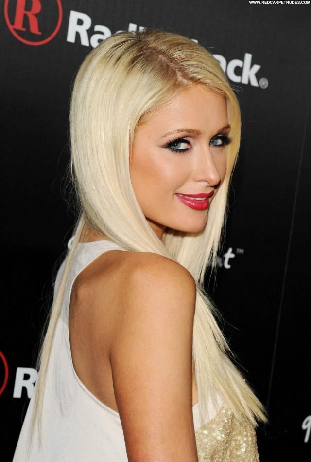 Paris Hilton No Source Party High Resolution Posing Hot Celebrity