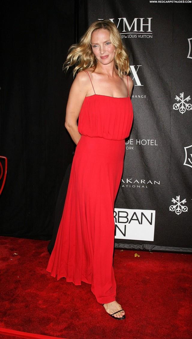 Uma Thurman No Source Babe High Resolution Beautiful Celebrity Nyc
