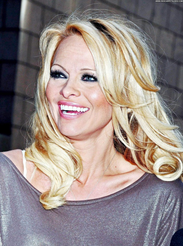 Pamela Anderson New York Babe Beautiful Celebrity High Resolution