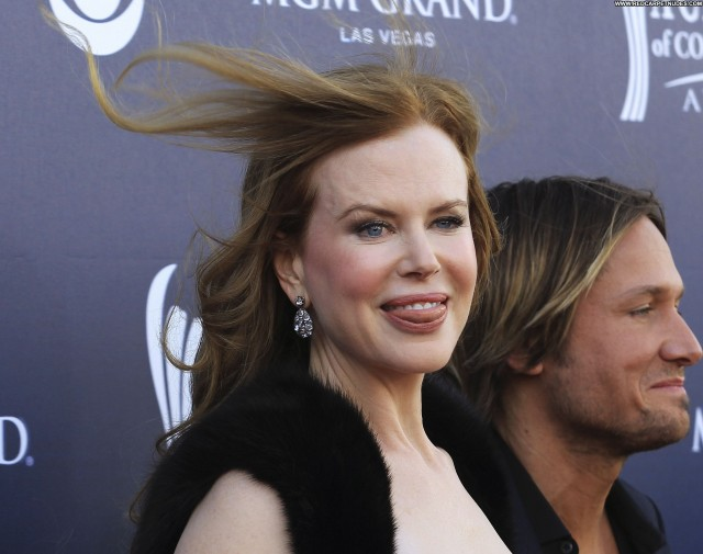 Nicole Kidman Academy Of Country Music Awards Awards Posing Hot Babe