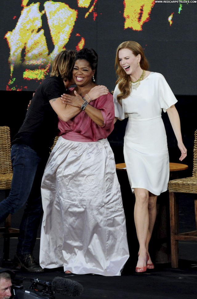 Nicole Kidman The Oprah Winfrey Show Babe High Resolution Beautiful