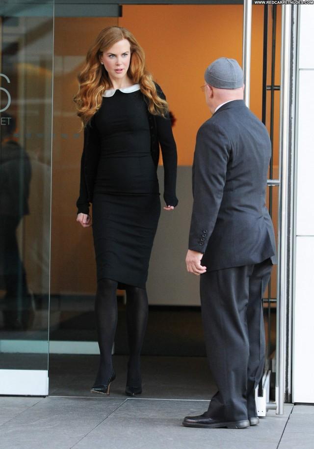 Nicole Kidman Good Morning America Celebrity Poolside High Resolution