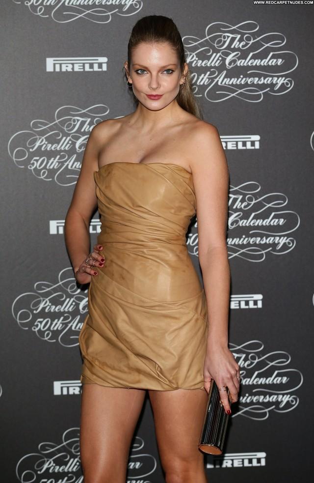 Eniko Mihalik Pirelli Calendar  Babe Posing Hot Celebrity High