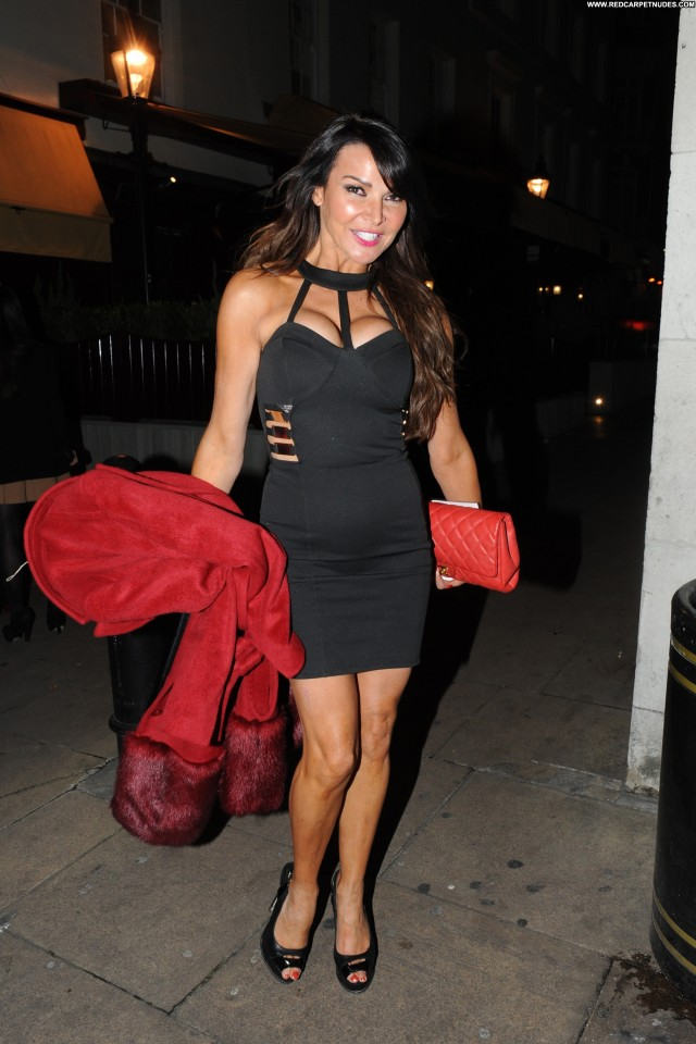Lizzie Cundy No Source Beautiful Restaurant Babe High Resolution