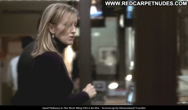 Janel Moloney The West Wing Tv Series Celebrity Posing Hot Babe