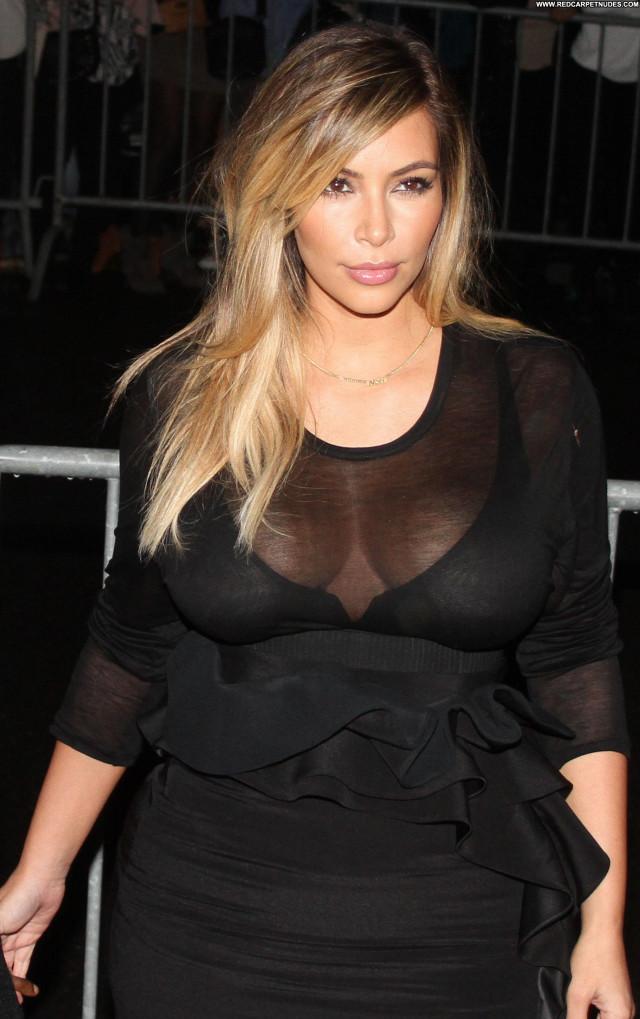 Kim Kardashian Fashion Show Babe Beautiful Fashion High Resolution