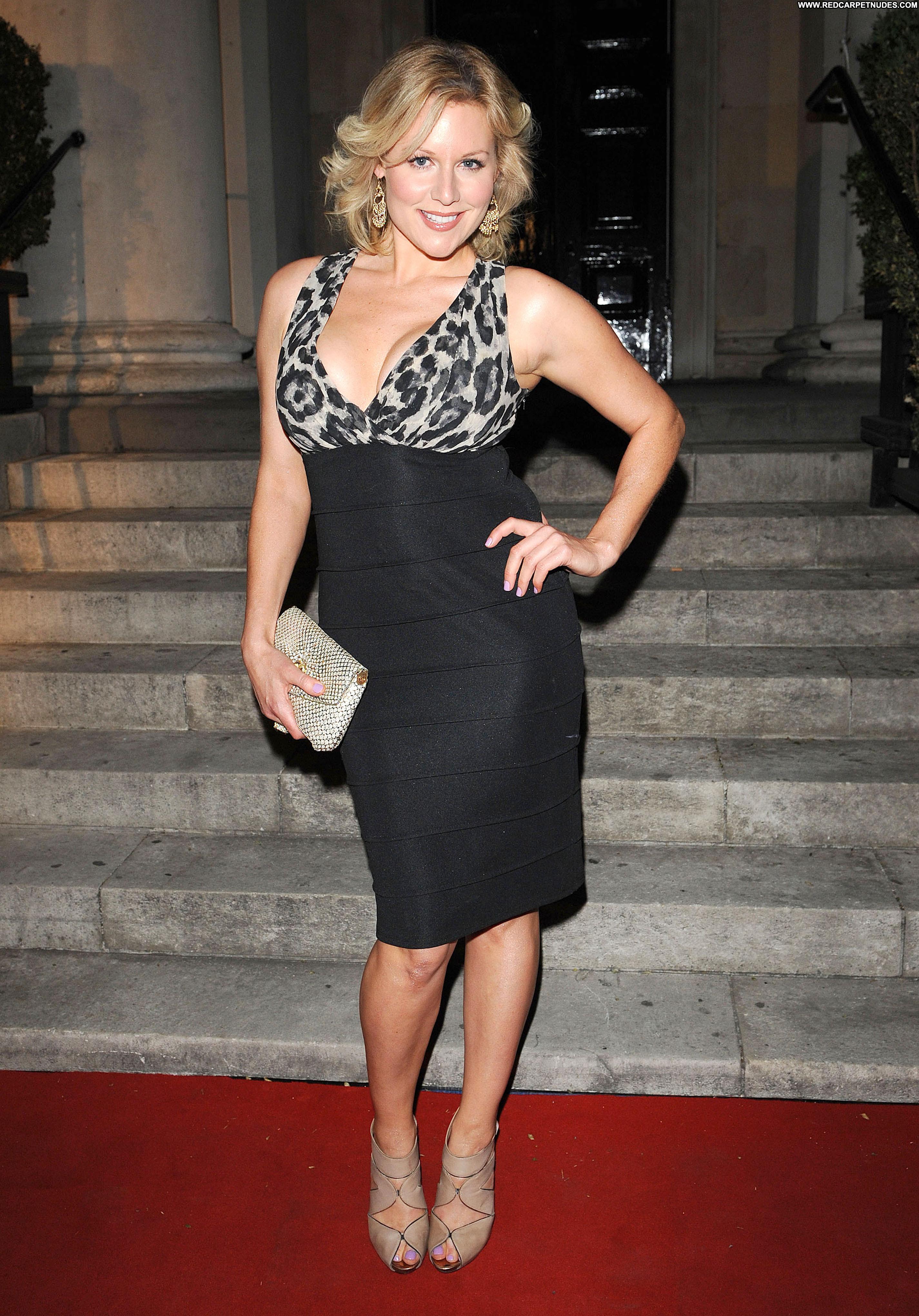 Abi Titmuss No Source Celebrity Posing Hot Babe Blonde