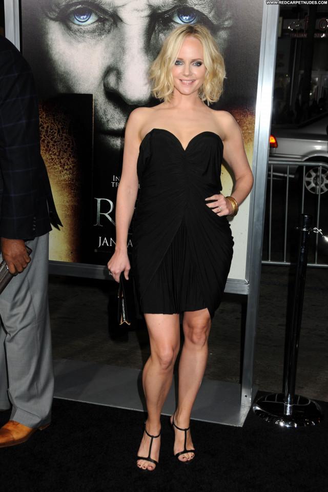 Marley Shelton Los Angeles Awards Posing Hot High Resolution Los