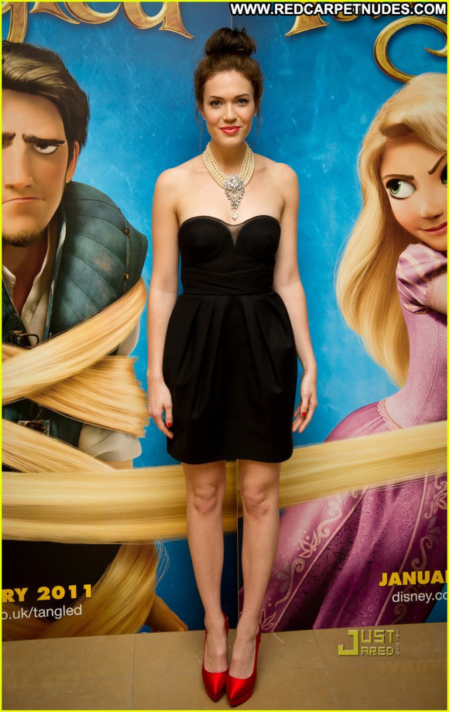 Mandy Moore Old Movie Posing Hot Cartoon Singer Celebrity Beautiful
