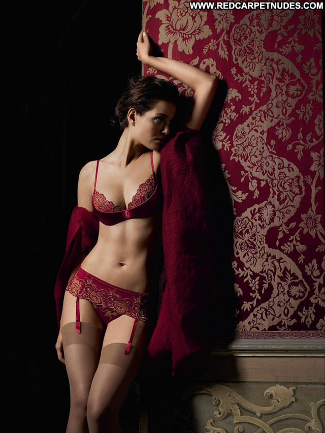 Bianca The Following Babe Posing Hot Celebrity Beautiful Lingerie