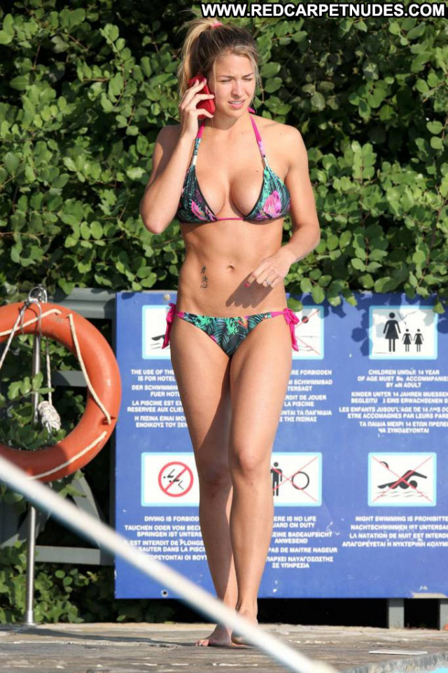 Gemma Atkinson No Source Spain Uk Posing Hot Celebrity Bikini Babe