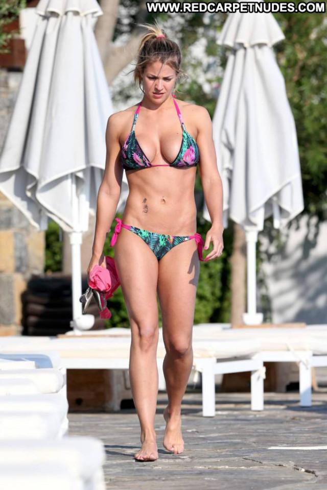 Gemma Atkinson No Source  Bikini Beautiful Posing Hot Spain Celebrity