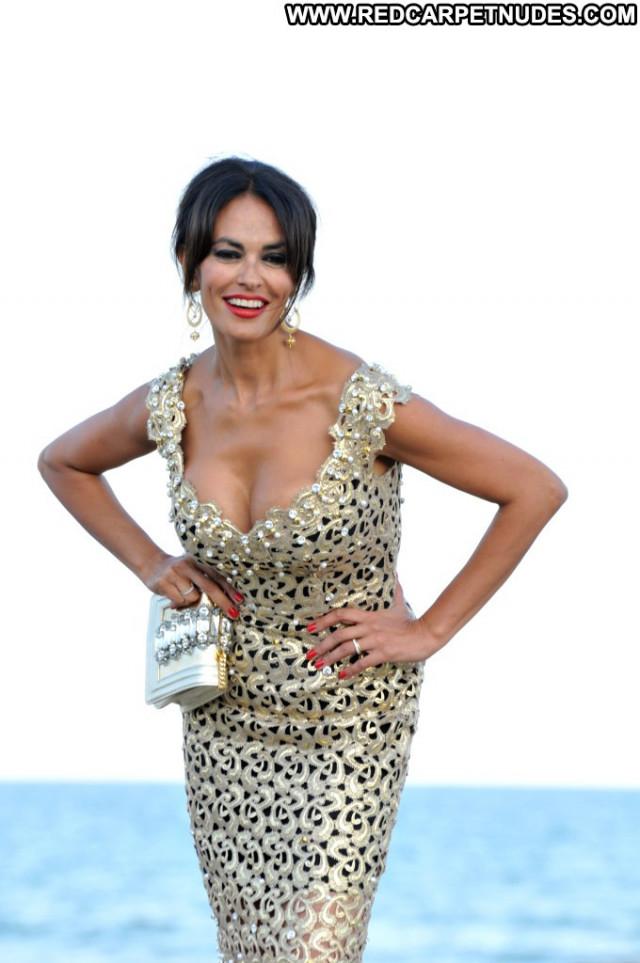 Maria Grazia Cucinotta No Source  International Beautiful Celebrity