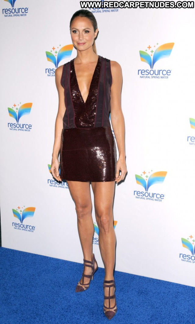 Stacy Keibler No Source Usa Posing Hot Beautiful Babe Celebrity Legs