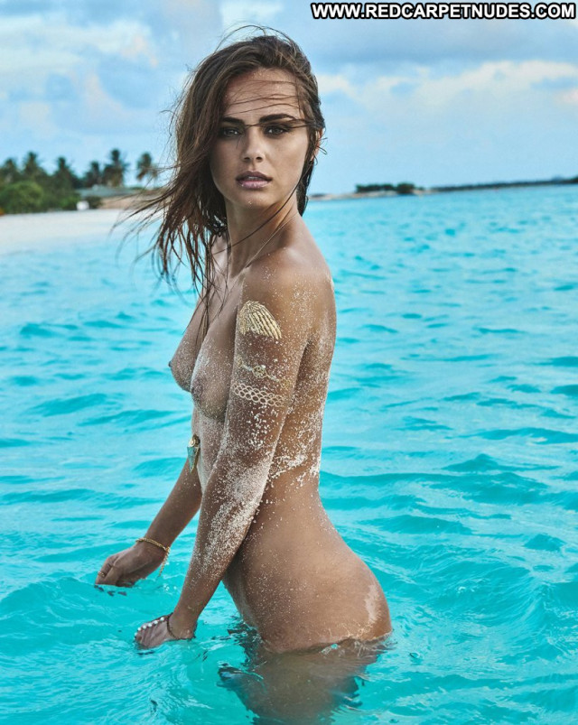 Xenia Deli No Source Babe Celebrity Photoshoot Topless Beautiful